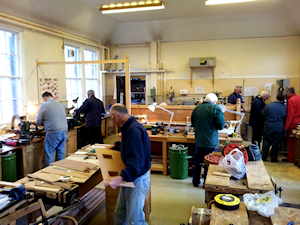 Fisherrow Wood Turning Club